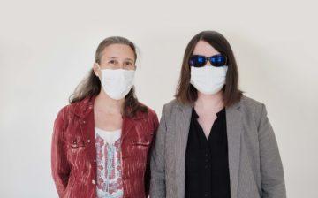 Ghislaine Rodriguez et Hélène Naulin